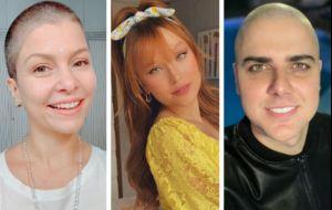 7 famosos que mudaram radicalmente o visual durante a quarentena