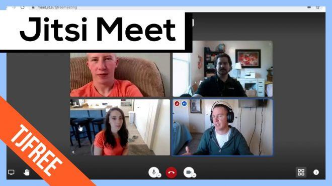 Saiba como fazer videoconferências com o Jitsi Meet