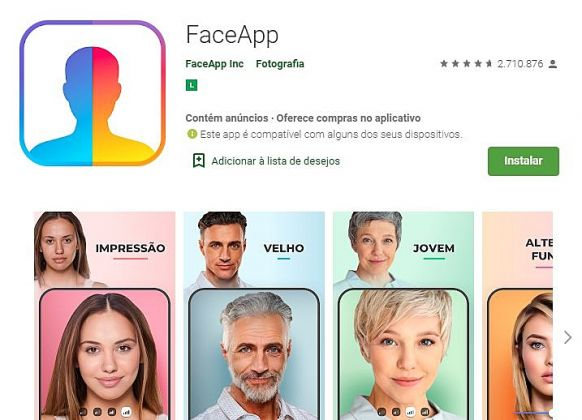 Face app: saiba como usar o aplicativo do momento