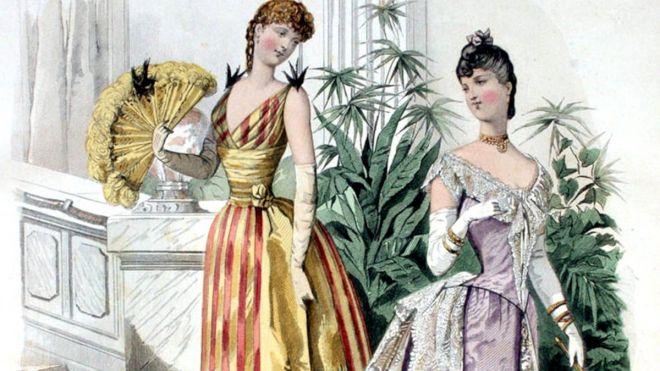 Confira algumas modas bizarras da Era Vitoriana
