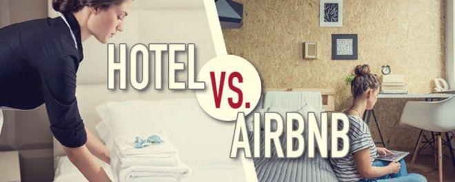 Hotel ou Airbnb? Qual é a melhor solução para hospedagem?