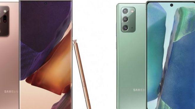 Conheça alguns recursos ocultos do Galaxy Note 20 e Note 20 Ultra