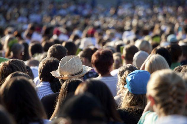 5 fatos estranhos sobre multidões
