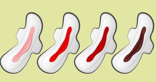 Menstruação escura: Saiba quais são as principais causas