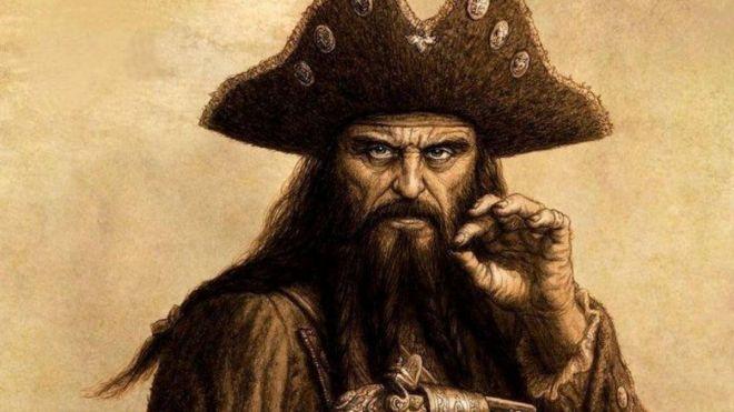 Pirata Barba Negra: 6 fatos sobre este lendário personagem