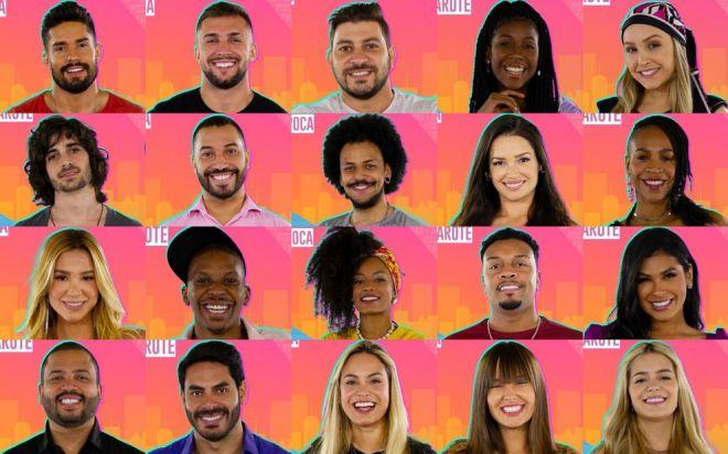 Conheça os participantes do Big Brother Brasil 2021