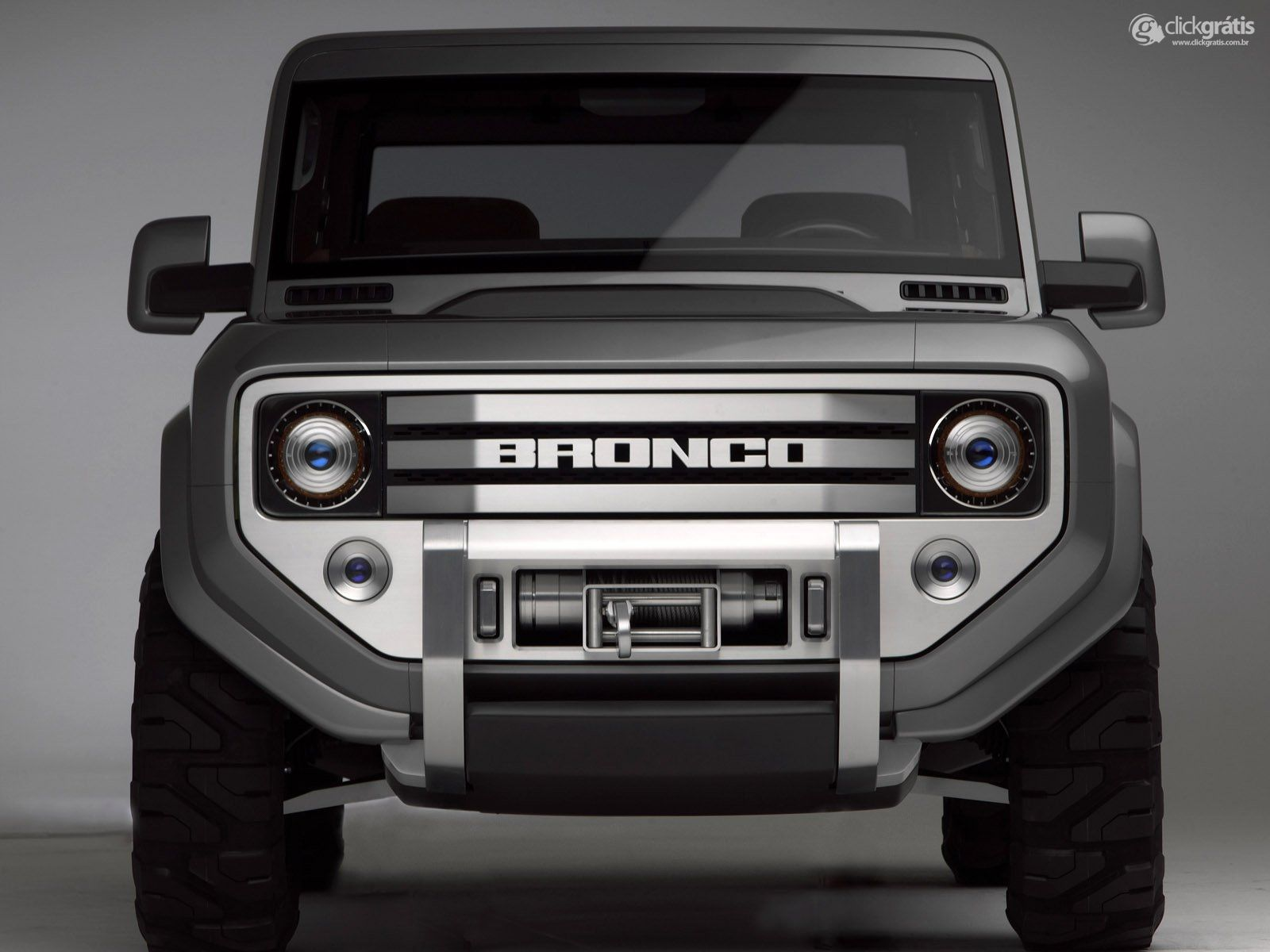 Ford Bronco 2011