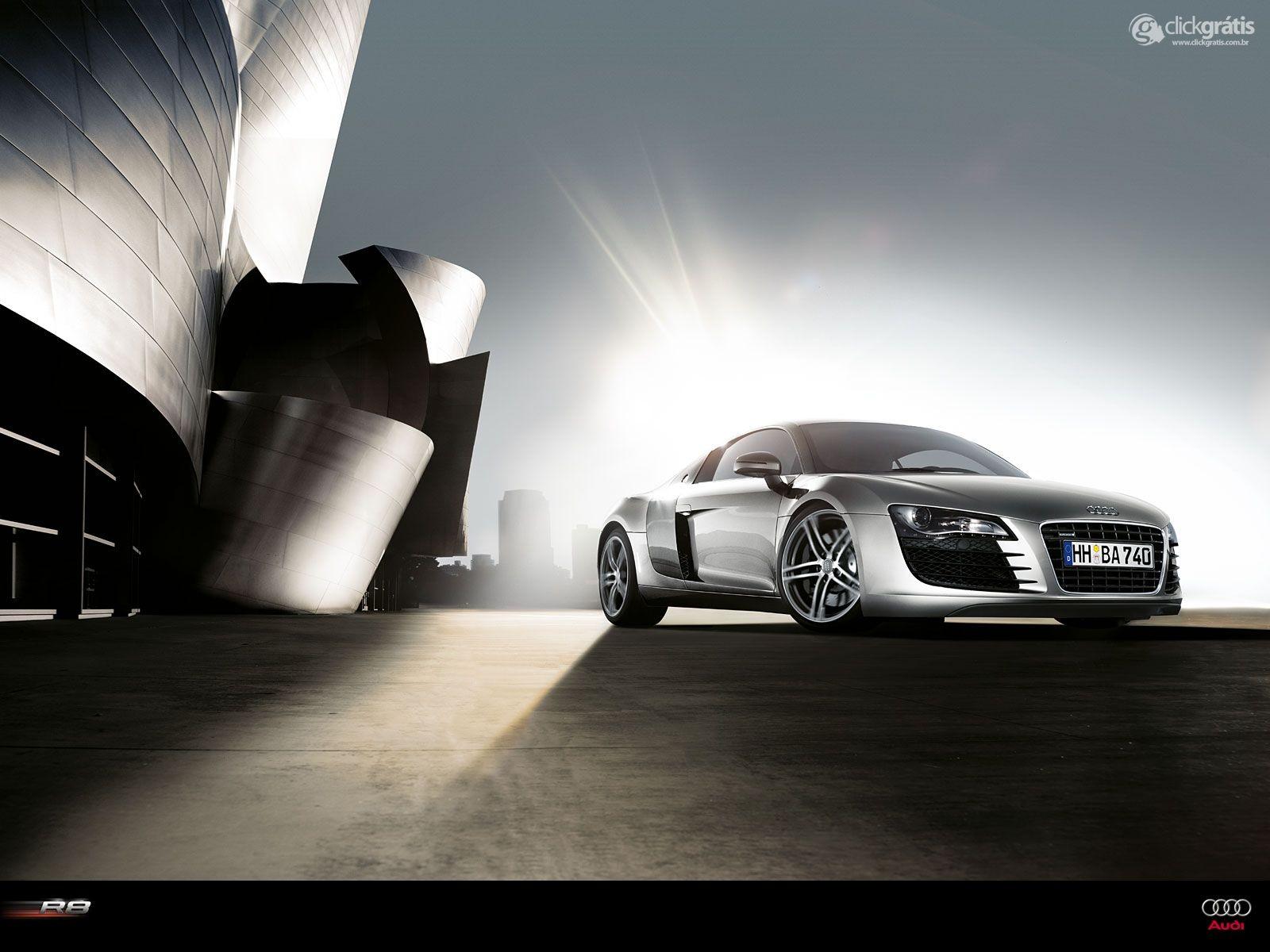 Audi R8 Luxury