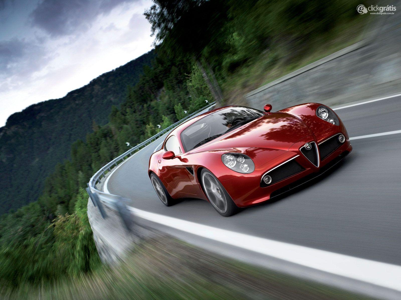 Alfa Romeo C4 Concept