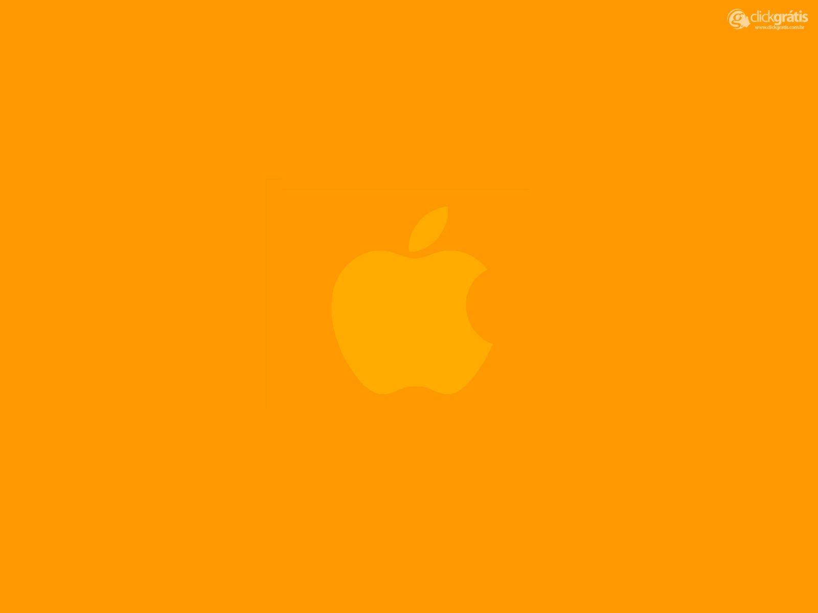 Apple Laranja