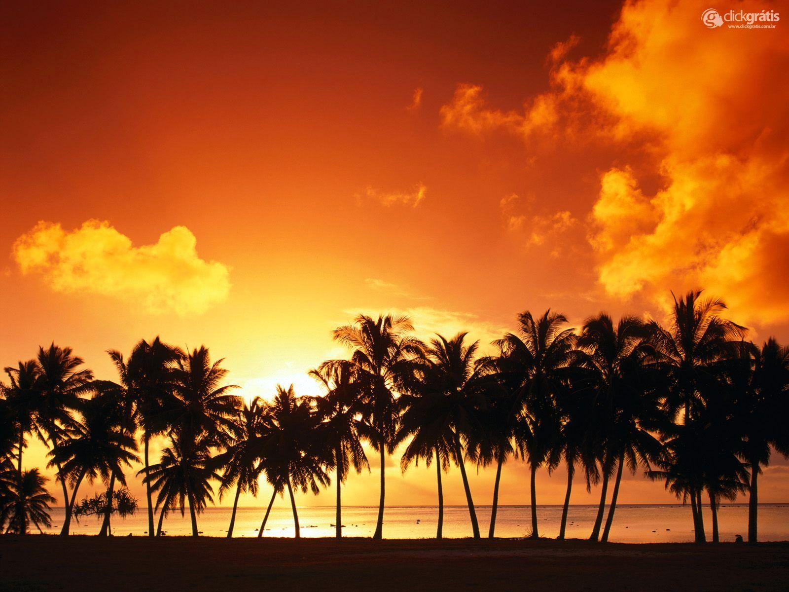 Paisagem de Praia