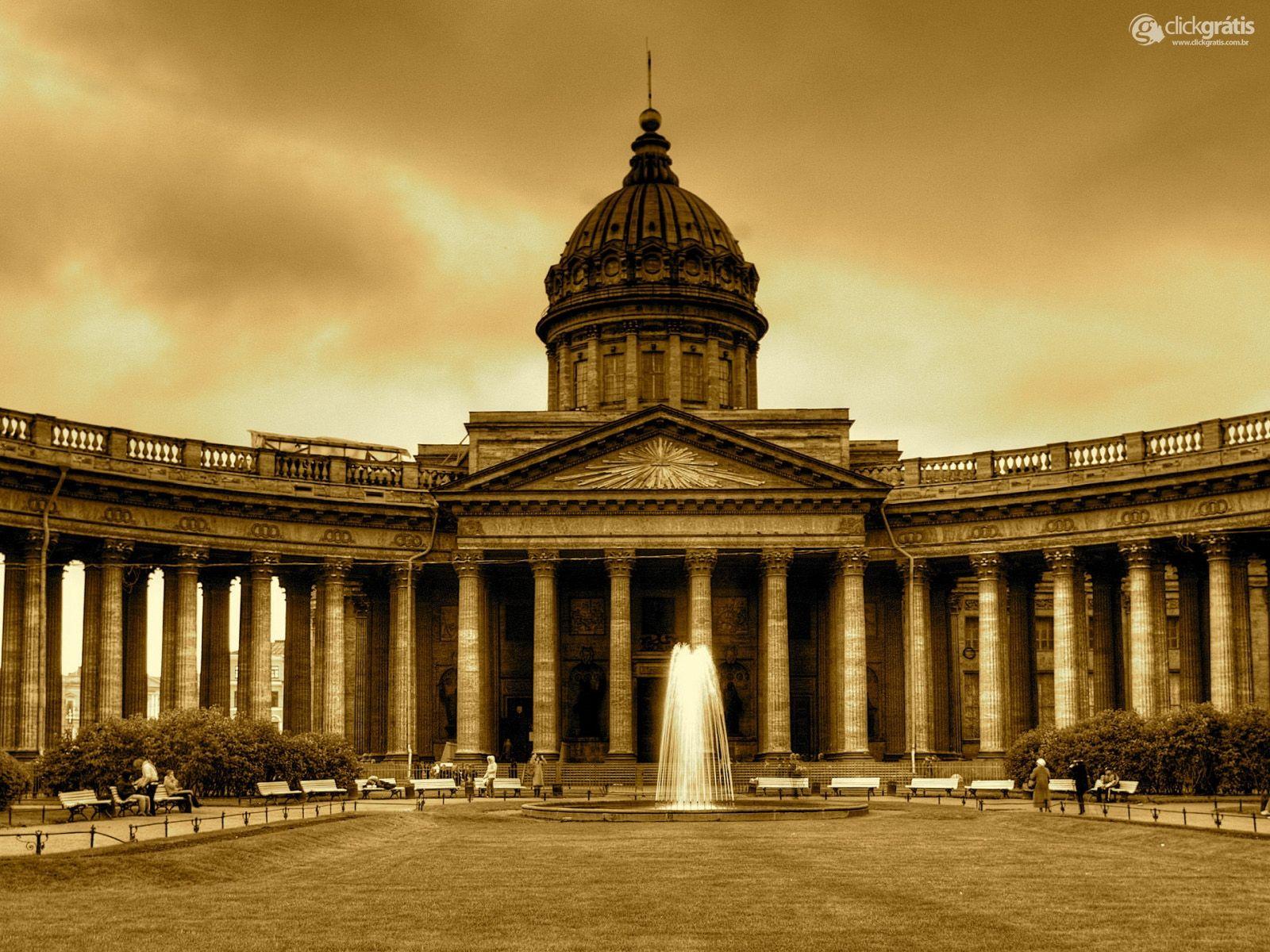Área na Russia