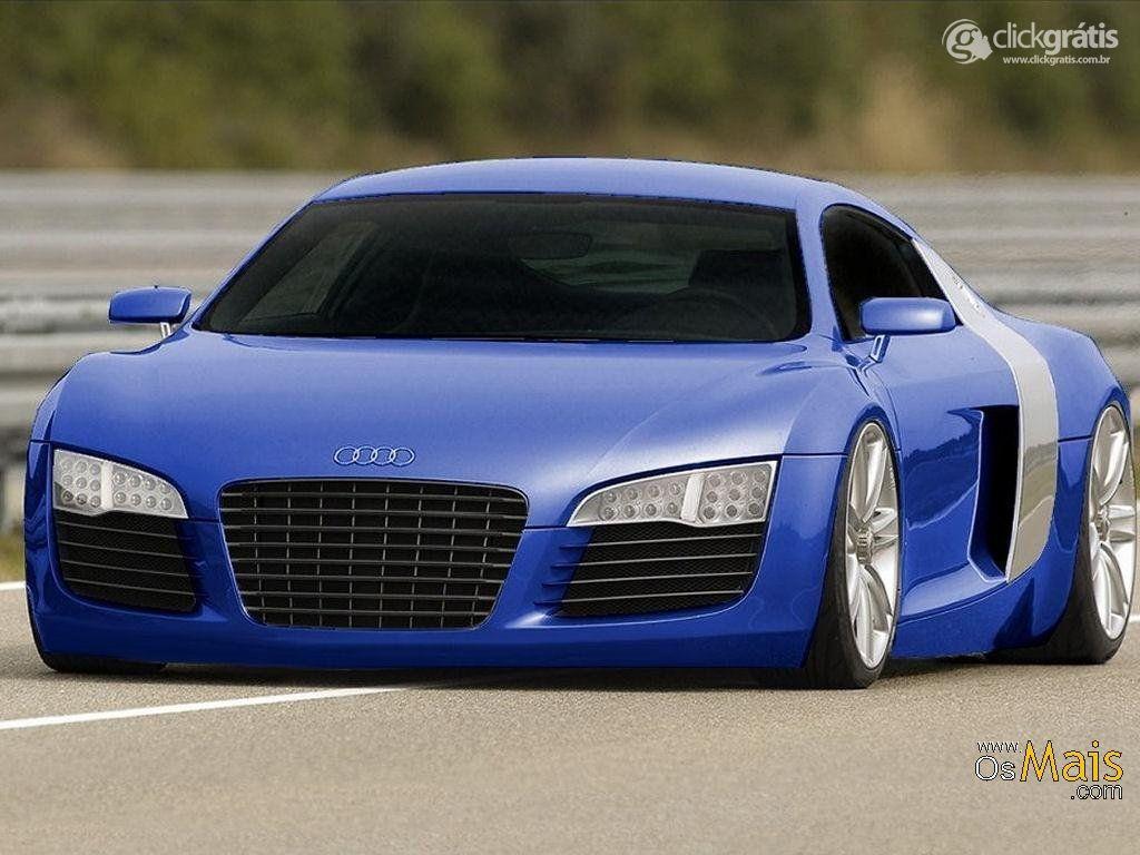 Audi Azul