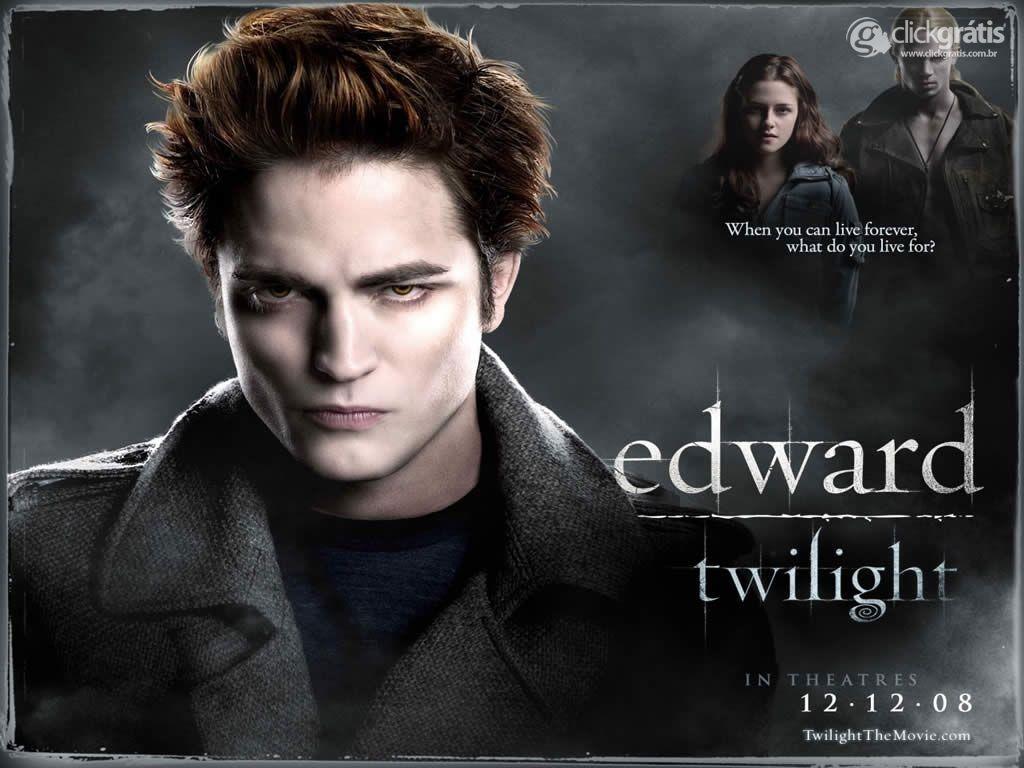 Crepúsculo – Edward