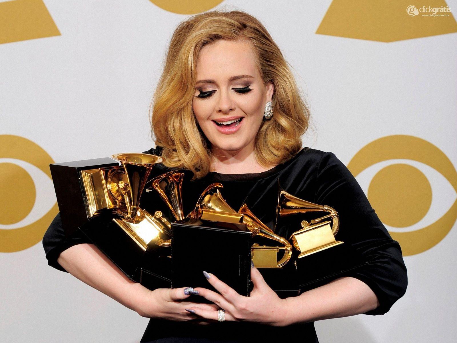 Adele no Grammy