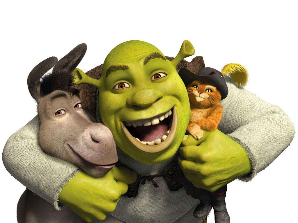 Shrek e sua turma