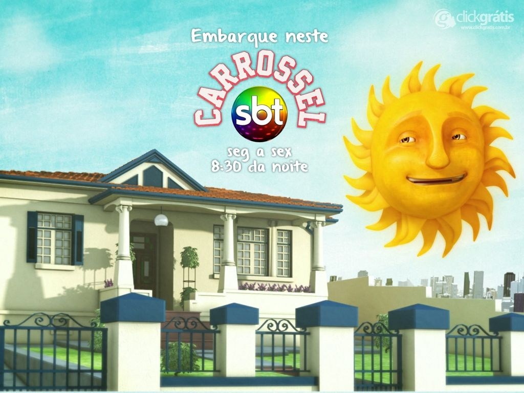 Carrossel SBT