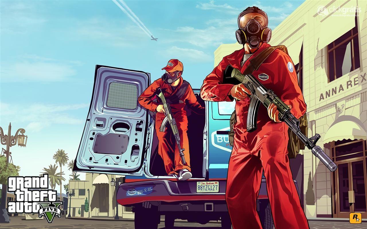 Gta V - Rockstar Games II