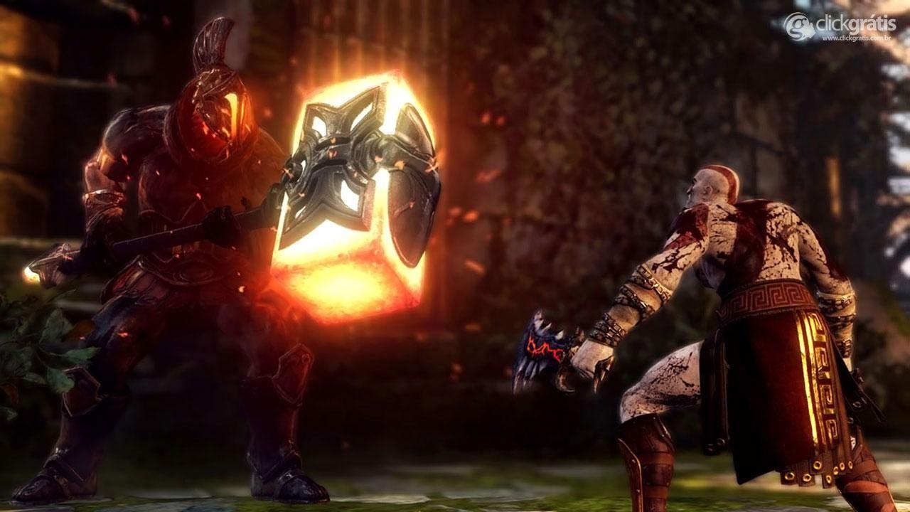 God Of War: Ascension II