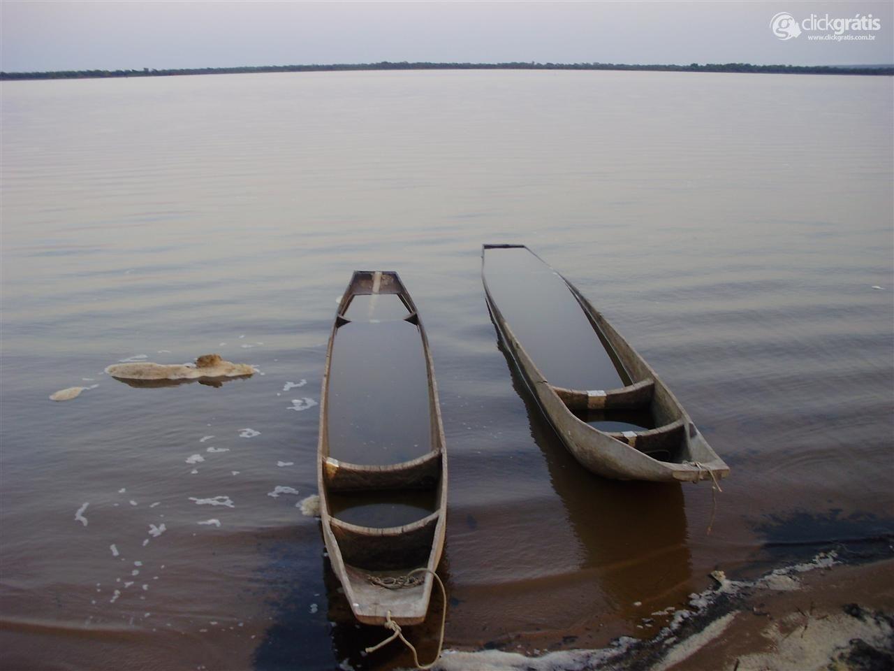 Canoas Pantaneiras