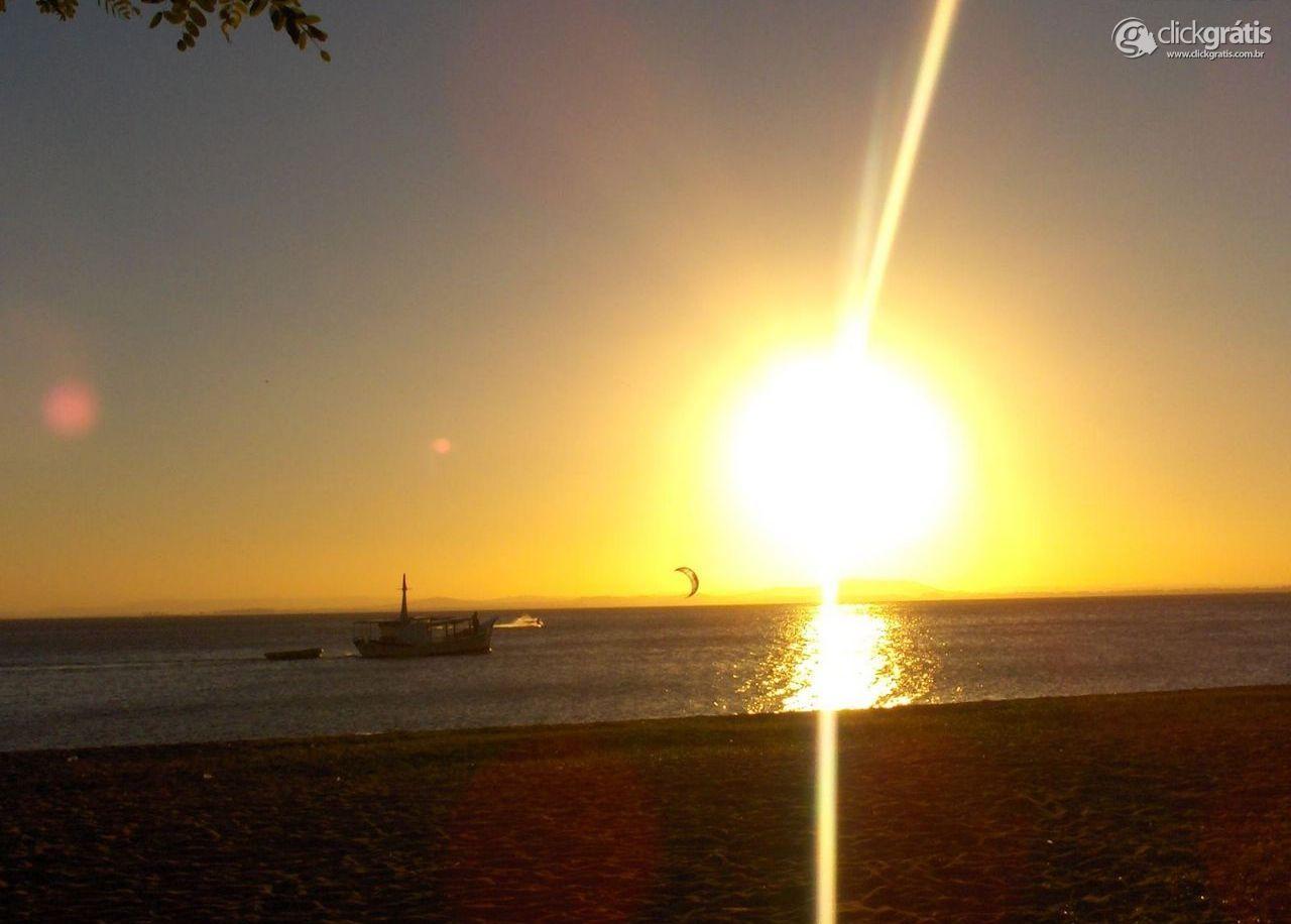 Barco Praia Ipanema - Porto Alegre