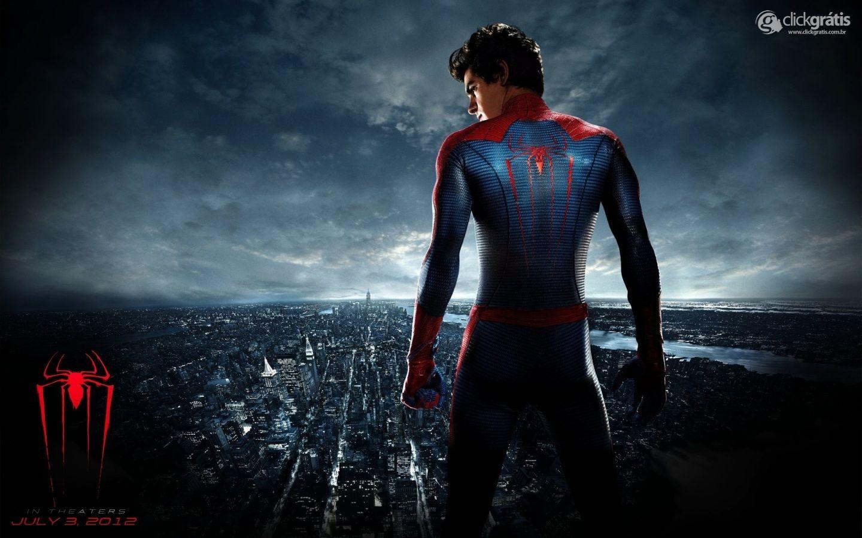Novo homem aranha