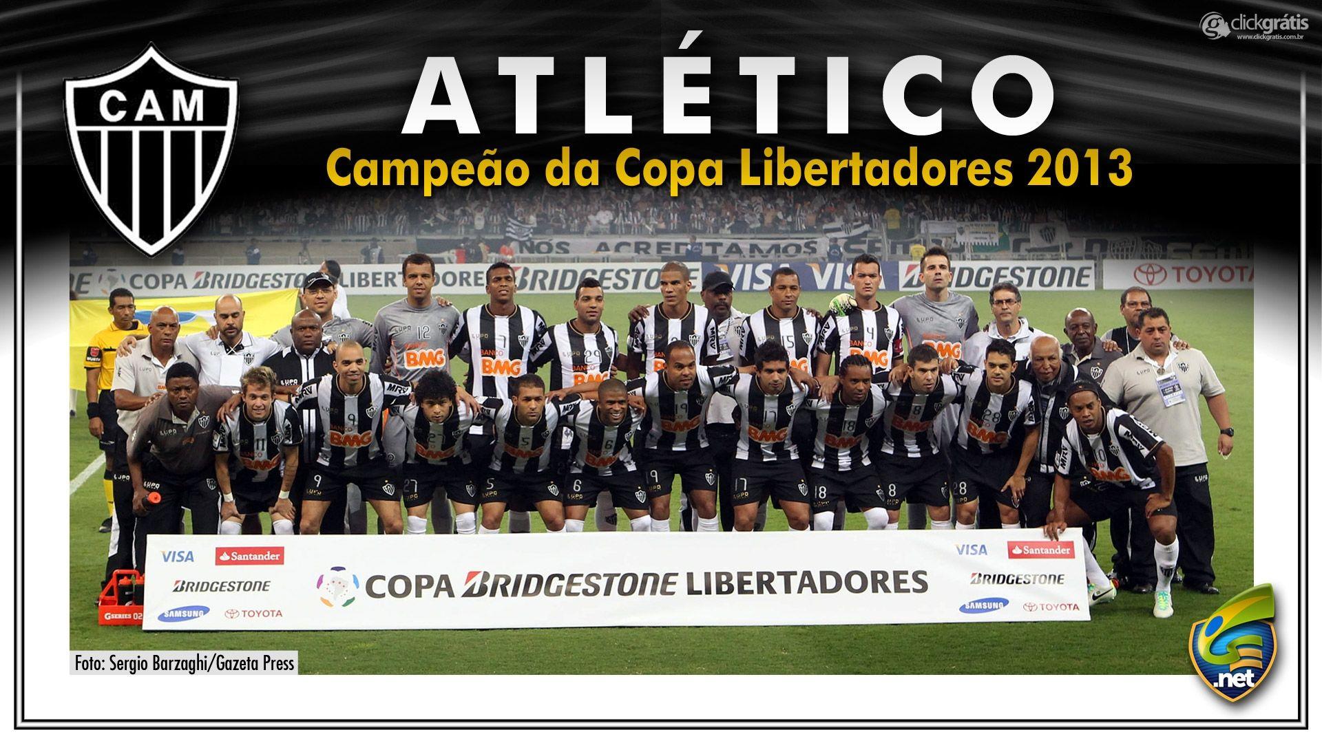 Atletico Mineiro Campeão Libertadores