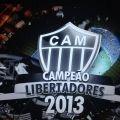 Atlético MG - Campeão Libertadores 2013