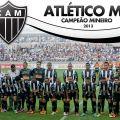 Atlético MG - Campeão Mineiro 2013