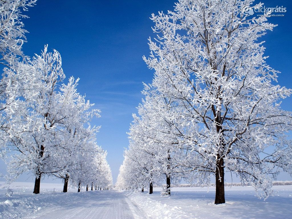 Papel de parede natal de inverno for Desktop gratis inverno