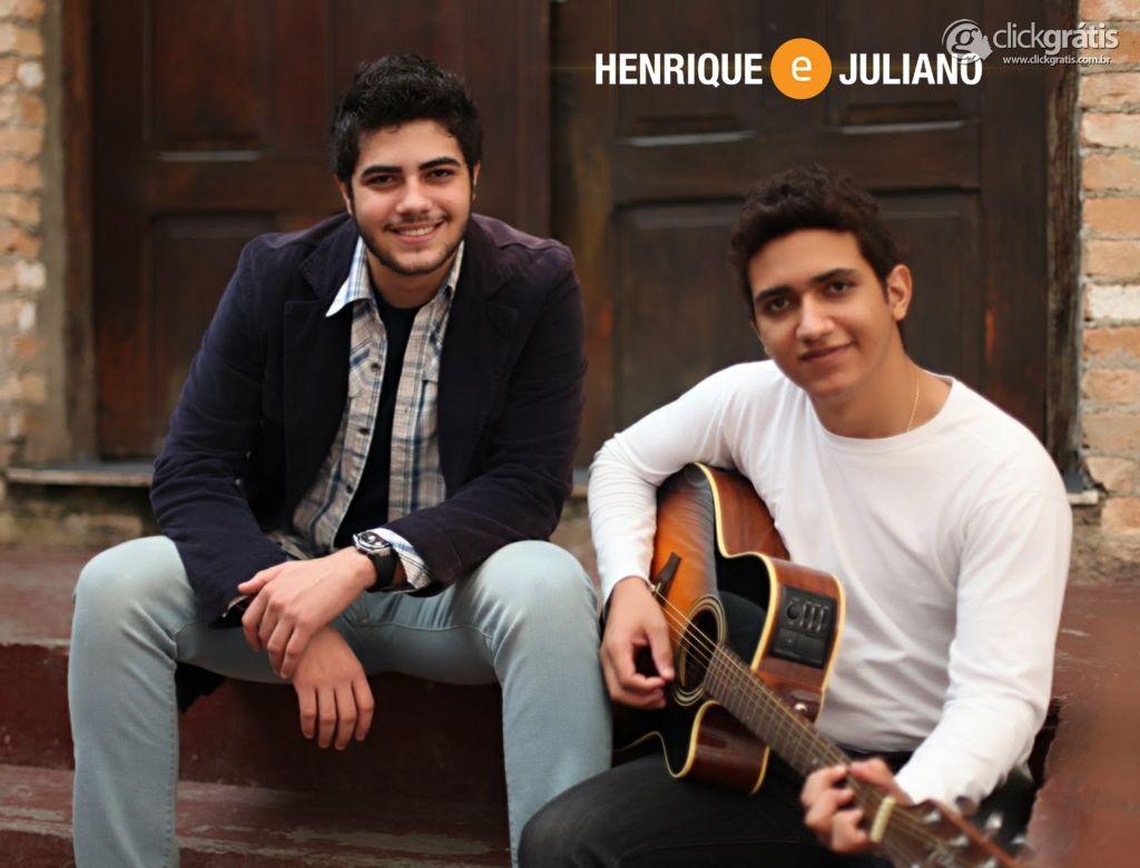 Dupla Henrique e Juliano