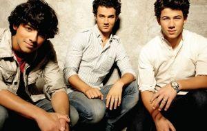 Jonas Brothers, a banda estadunidense