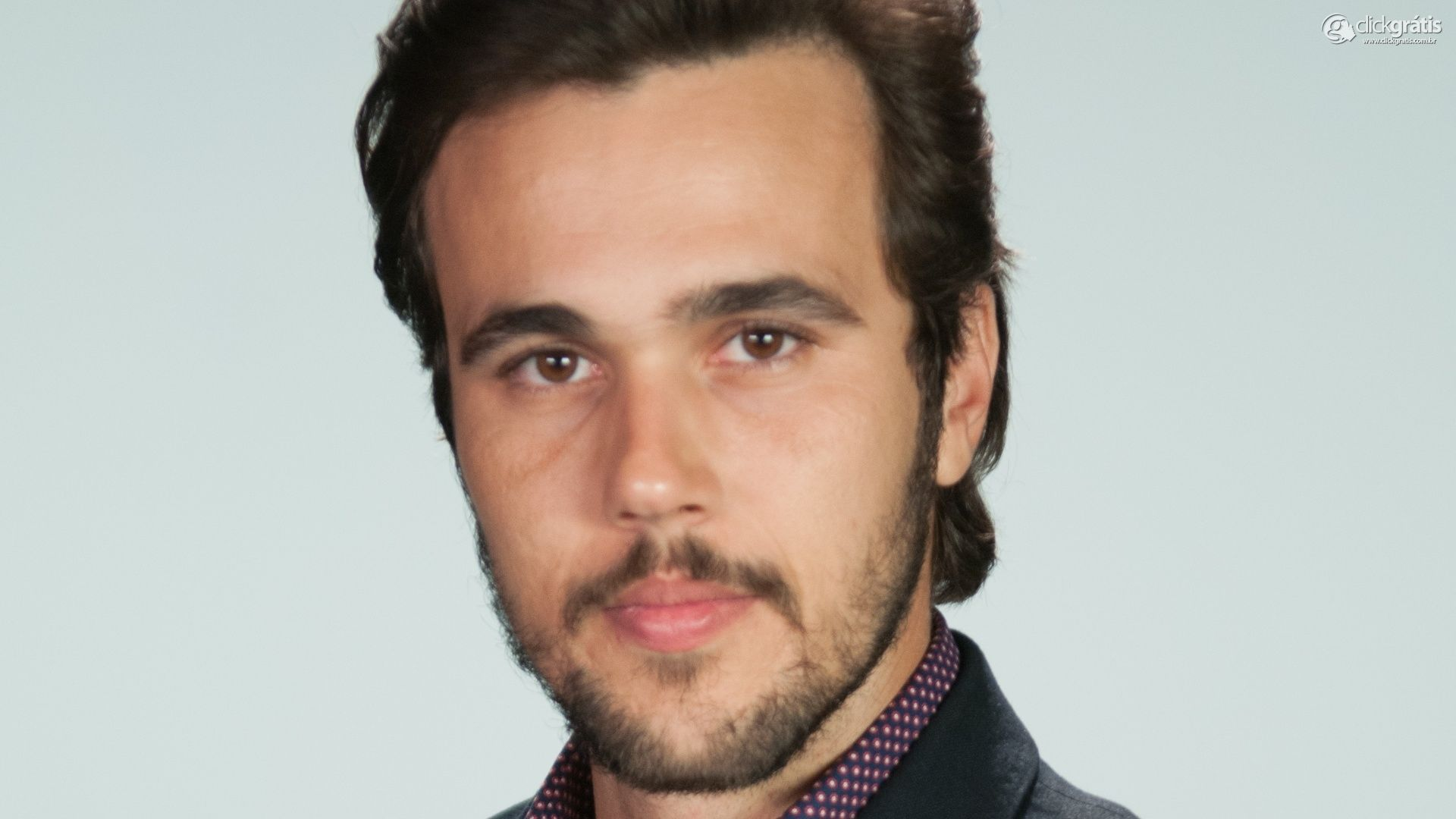 Bruno Ferrari, o protagonista de Vitória