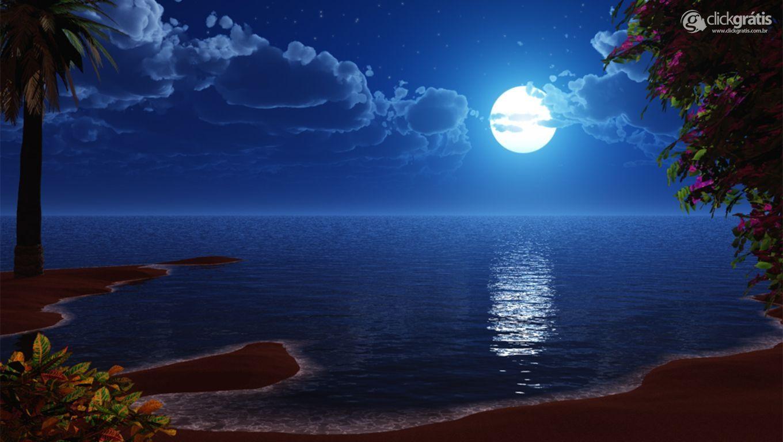 O Mar e a Lua