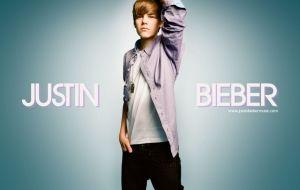 O astro teen Justin Bieber