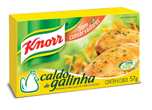 Knorr - Um Caldo que Revolucionou o Jeito de Cozinhar