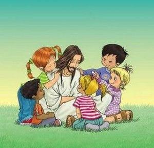 desenhos bíblicos ensine boas maneiras através dos desenhos