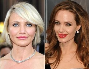 Cameron Diaz pode atuar ao lado de Brad Pitt ao invés de Angelina Jolie