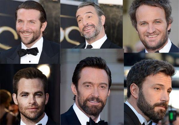 Homens no Oscar