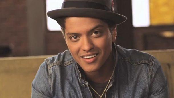 Biografia Bruno Mars