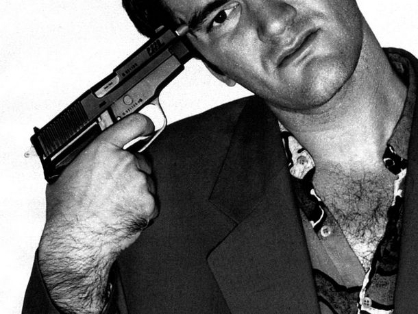 Conheça o mais novo ídolo do cinema: Quentin Tarantino