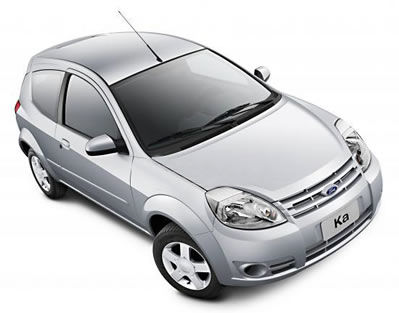 ford-ka carro mais barato