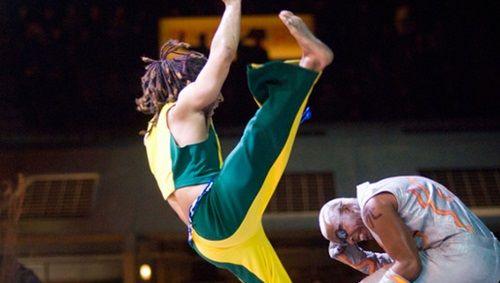 tekken-capoeira