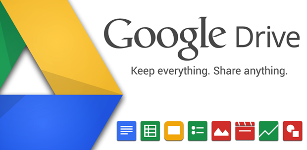 Google-drive-tutorial