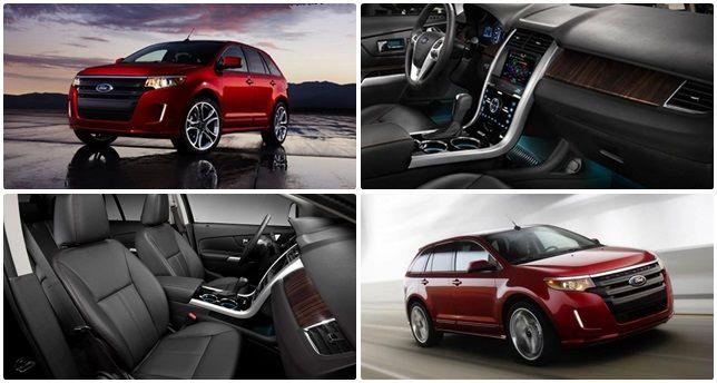 Ford Edge 2014 Ter Design Mais Esportivo Com Interior Mais Refinado Clickgr Tis