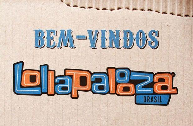 Festival Lollapalooza 2014 Brasil divulga programação com