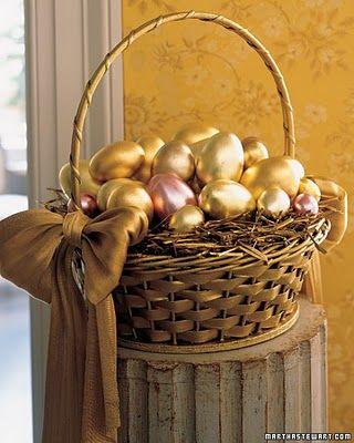 Ovos de Páscoa para presente