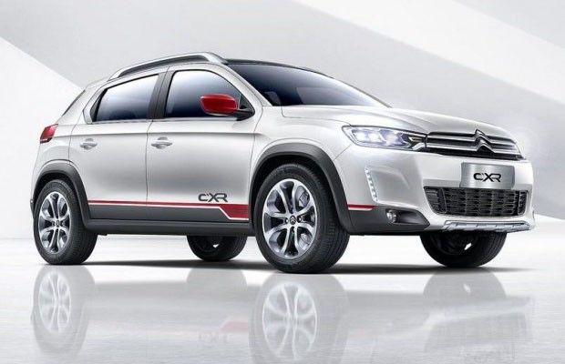 Novo Citroën C-XR