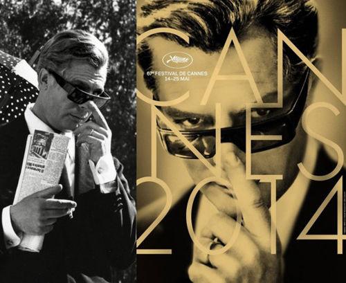 Cartaz do Festival de Cannes 2014