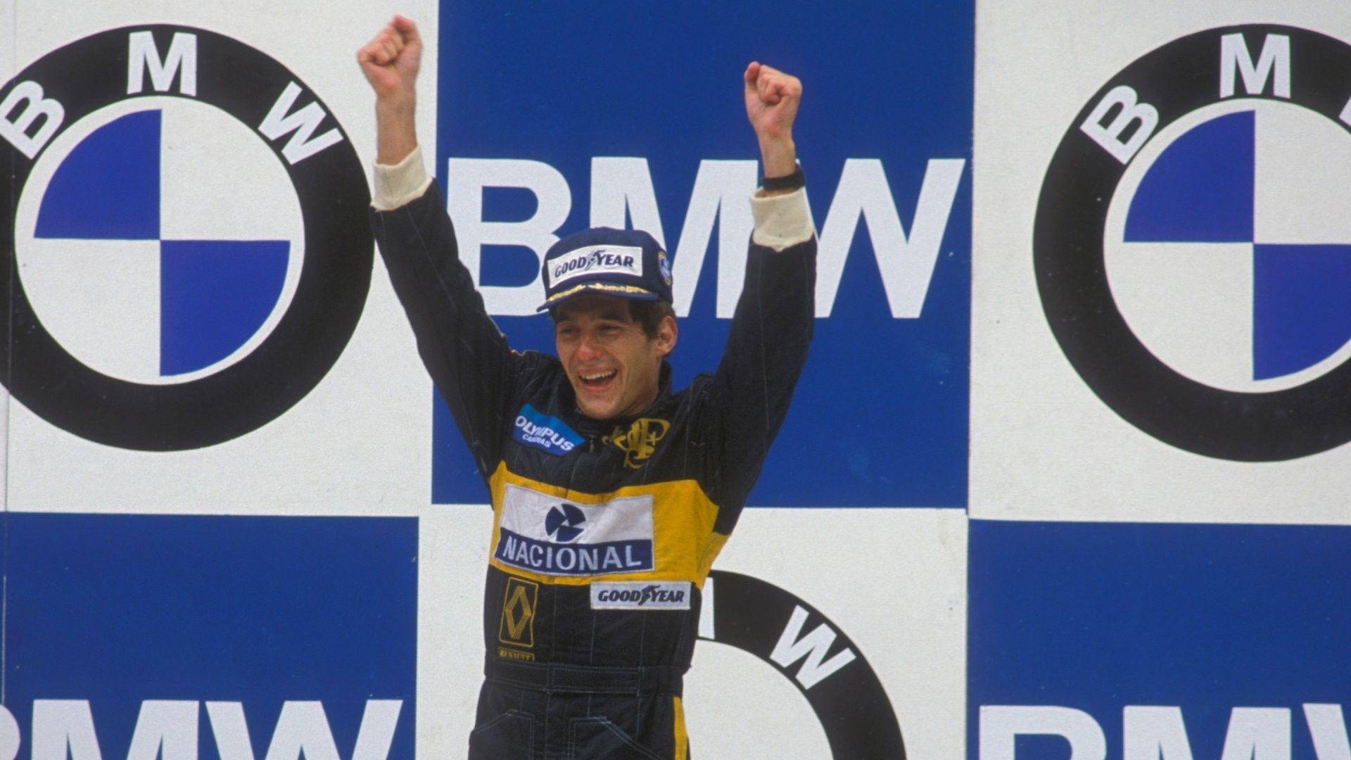 Ayrton Senna na Formula 1